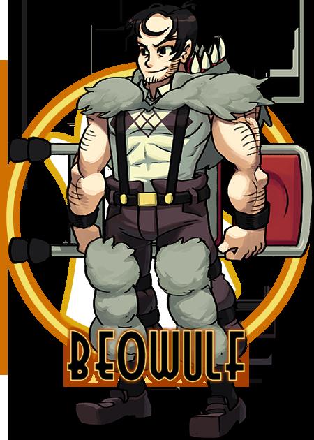 Beowulf 171 Skullgirls 2nd Encore