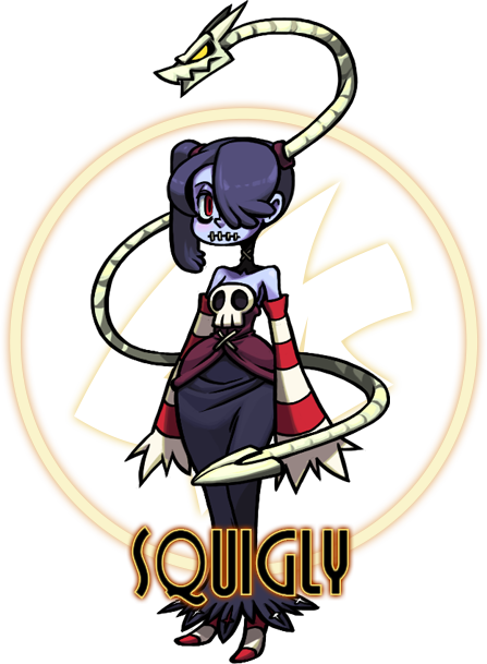 Skullgirls Thread | Free Step Dodge