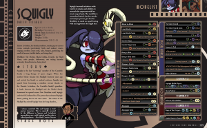 manual screenshot squigly page